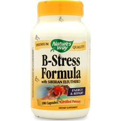 NATURE'S WAY B-Stress Formula 100 caps