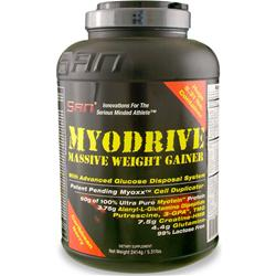 SAN Myodrive - Massive Weight Gainer Caribbean Berry 5.31 lbs