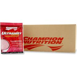 CHAMPION NUTRITION Ultramet Strawberry 60 pckts