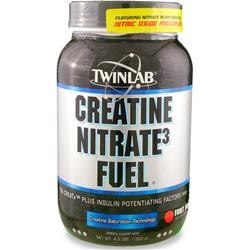 TwinLab Creatine Nitrate3 Fuel Fruit Punch 4.2 lbs
