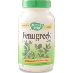 NATURE'S WAY Fenugreek Seed 180 caps