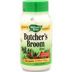 Nature's Way Butcher's Broom 100 caps