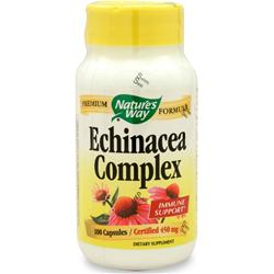 Nature's Way Echinacea Complex 100 caps