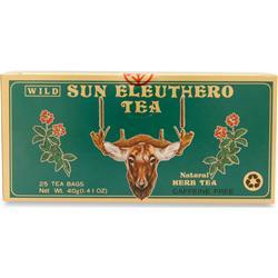 Sun Chlorella Sun Eleuthero Tea 25 pckts