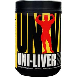 Universal Nutrition Uni-Liver 500 tabs