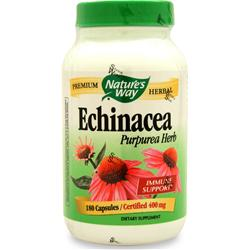 NATURE'S WAY Echinacea Purpurea 180 caps