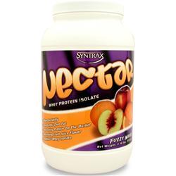 Syntrax Nectar Whey Protein Isolate Fuzzy Navel 2.15 lbs