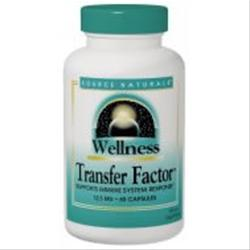 SOURCE NATURALS Wellness Transfer Factor 60 caps