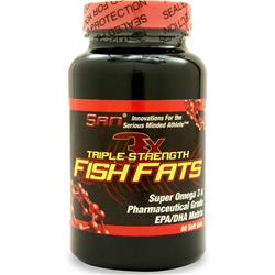 SAN Triple Strength Fish Fats 60 sgels