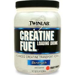 TwinLab Creatine Fuel Loading Drink Fruit Punch 894 grams