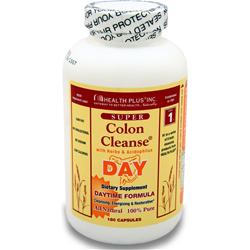 HEALTH PLUS Super Colon Cleanse Day 180 caps