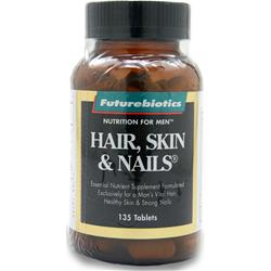 FUTUREBIOTICS Hair, Skin & Nails (Nutrition for Men) 135 tabs