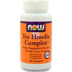 NOW Tru Hoodia Diet 60 vcaps