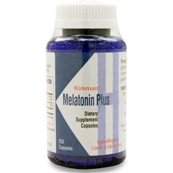 KIRKMAN Hypoallergenic Melatonin Plus 250 caps
