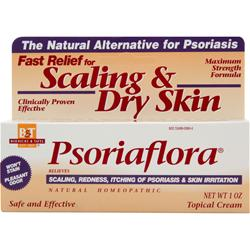BOERICKE AND TAFEL Psoriaflora Cream 1 oz
