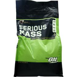 OPTIMUM NUTRITION Serious Mass Chocolate 12 lbs