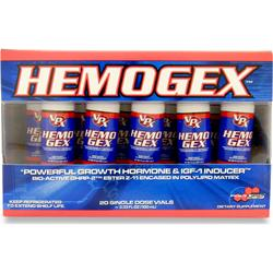 VPX SPORTS Hemogex 20 vials