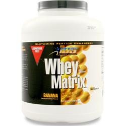 ISS Research Whey Matrix Banana 5 lbs
