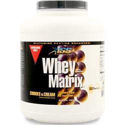 ISS Research Whey Matrix Cookies & Cream 5 lbs