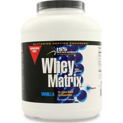 ISS RESEARCH Whey Matrix Vanilla 5 lbs