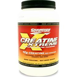 CHAMPION NUTRITION Creatine Xtreme Lemonade 4 lbs