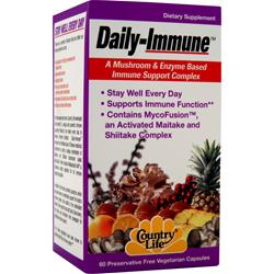 Country Life Daily Immune 60 vcaps