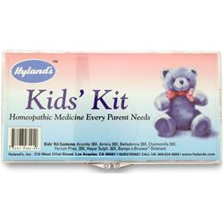 HYLANDS HOMEOPATHIC Kid's Kit 1 kit