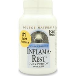 Source Naturals Inflama-Rest COX-2 Inhibitor 60 tabs
