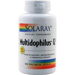 SOLARAY Multidophilus 12 100 vcaps