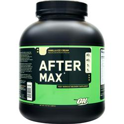 OPTIMUM NUTRITION After Max Vanilla Ice Cream 4.27 lbs