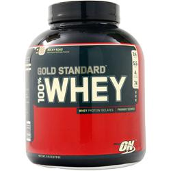 Whey gold standard rocky road
