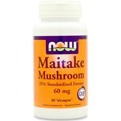 Now Maitake Mushroom 60 vcaps