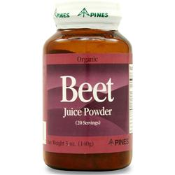 PINES Beet Juice Powder 140 grams