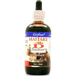 MUSHROOM WISDOM Maitake D-Fraction Liquid 120 mL