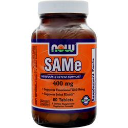 NOW SAMe (400mg) 60 tabs