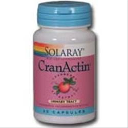 SOLARAY CranActin - Cranberry AF Extract 180 caps