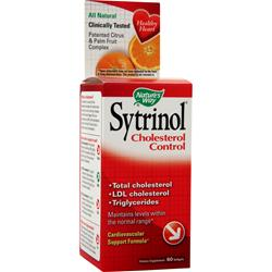 NATURE'S WAY Sytrinol Cholesterol Control 60 sgels