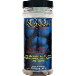 Maximum International Herbal Maximum Testosterole 60 vcaps