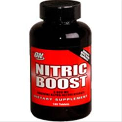 Optimum Nutrition Nitric Boost 180 tabs