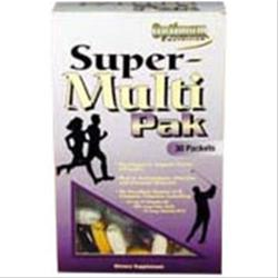 OPTIMUM NUTRITION Super Multi Pak 30 pckts