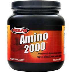 PROLAB NUTRITION Amino 2000 325 tabs