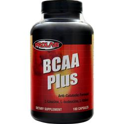 PROLAB NUTRITION BCAA Plus 180 caps