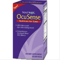 NATROL OcuSense - Nutrition for Eyes 50 caps