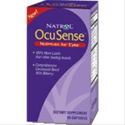Natrol OcuSense - Nutrition for Eyes 50 caps