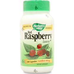 Nature's Way Red Raspberry Leaves (480mg) 100 caps