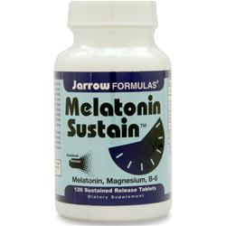 Jarrow Melatonin Sustain 120 tabs