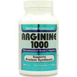 Jarrow Arginine 1000 100 tabs
