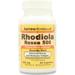 JARROW Rhodiola Rosea 500 60 caps