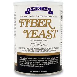 Lewis Labs Fiber Yeast 16 oz