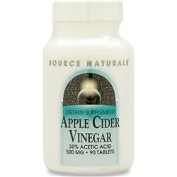 Source Naturals Apple Cider Vinegar 90 tabs